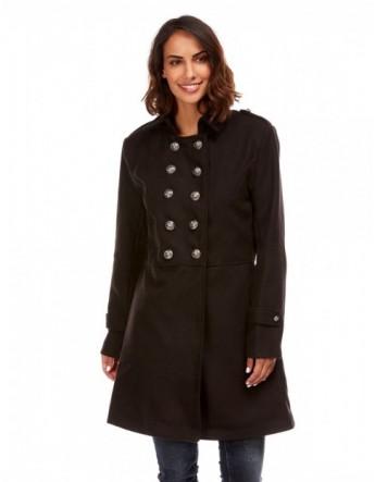 Manteau militaire - noir