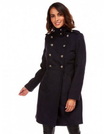 Manteau style militaire - marine